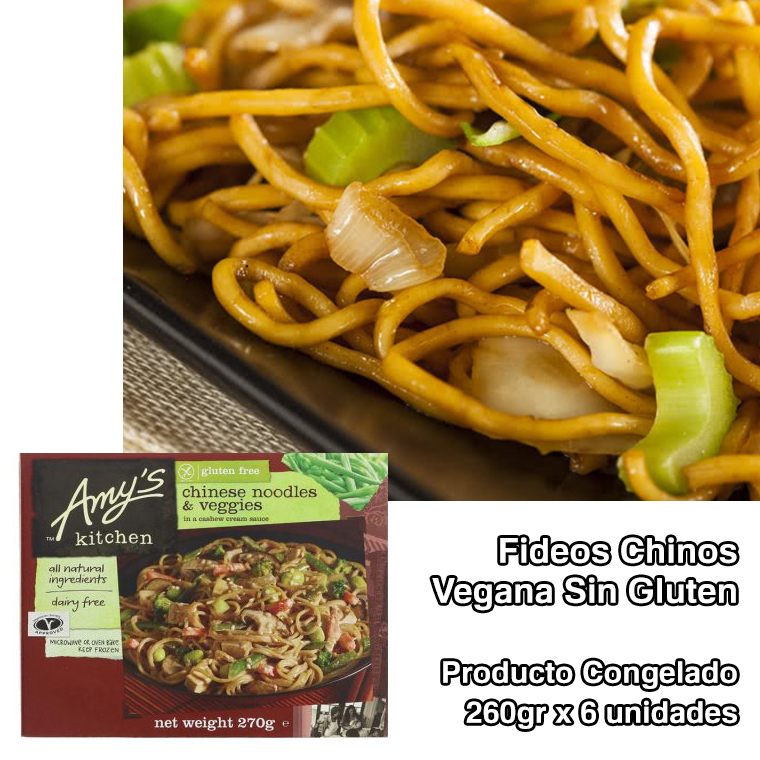 fideos chinos veganos sin gluten amys kitchen