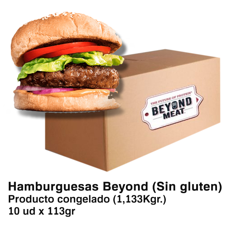 comprar beyond burger