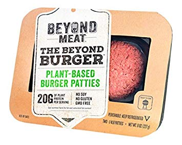 beyond burger beyond meat