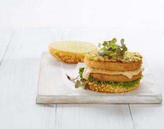 Hamburguesa de Proteína de Arroz con Quinoa 320g (Sin Gluten)
