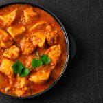 Receta de Pollo vegetal al curry