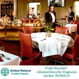 distribuidor alimentacion vegana sector horeca