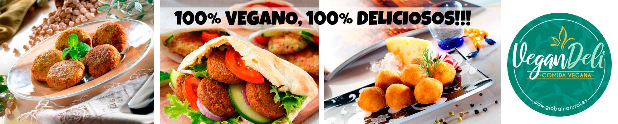 falafel vegano vegandeli