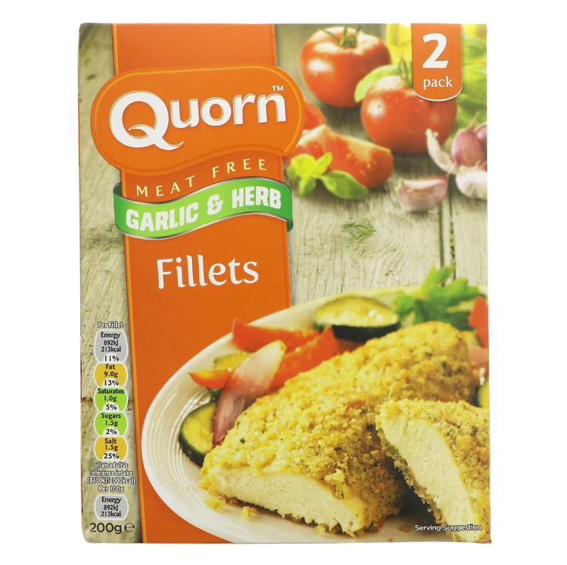 filetes quorn