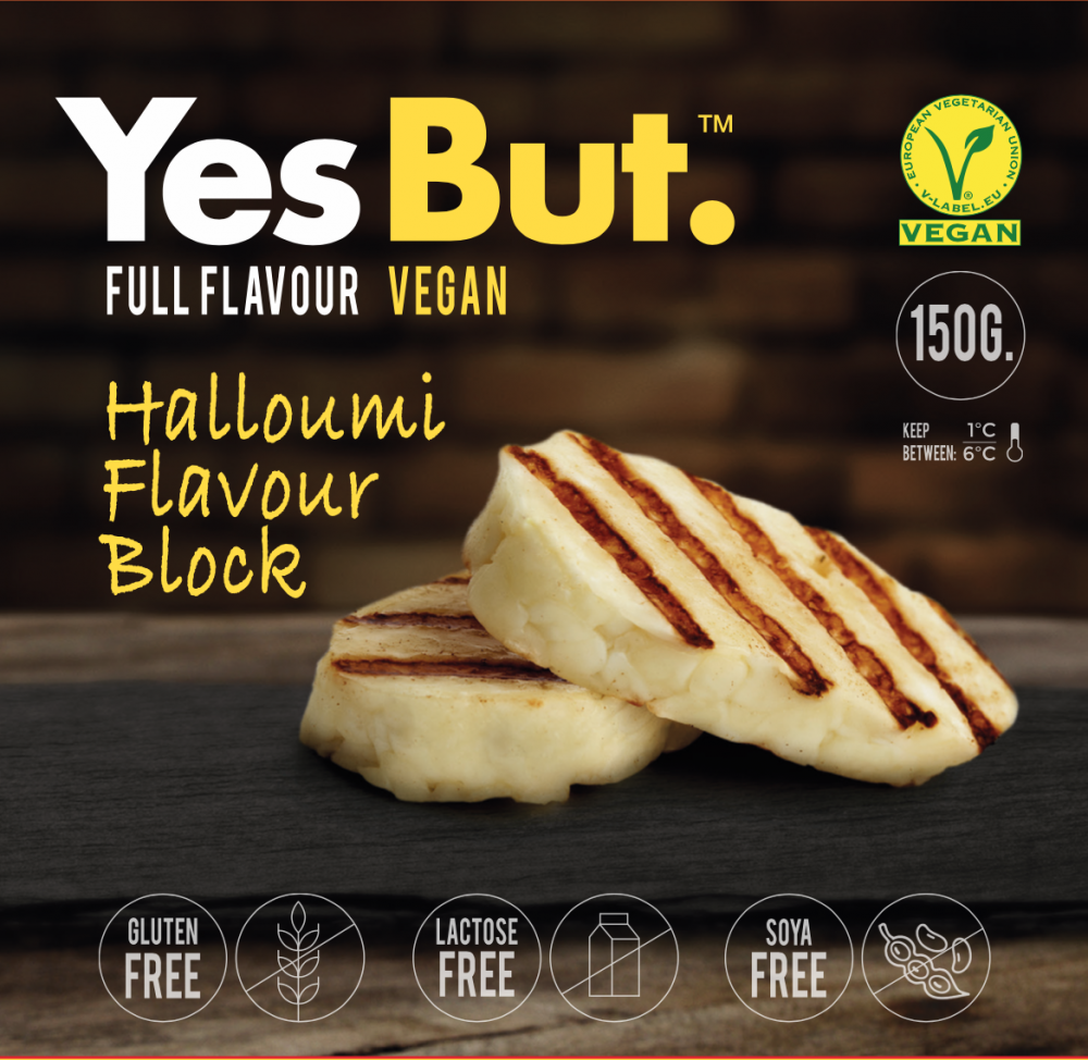 queso yesbut halloumi vegano