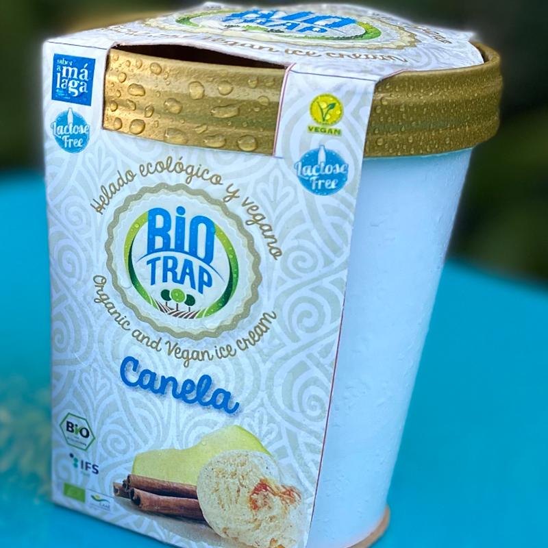 helado canela biotrap