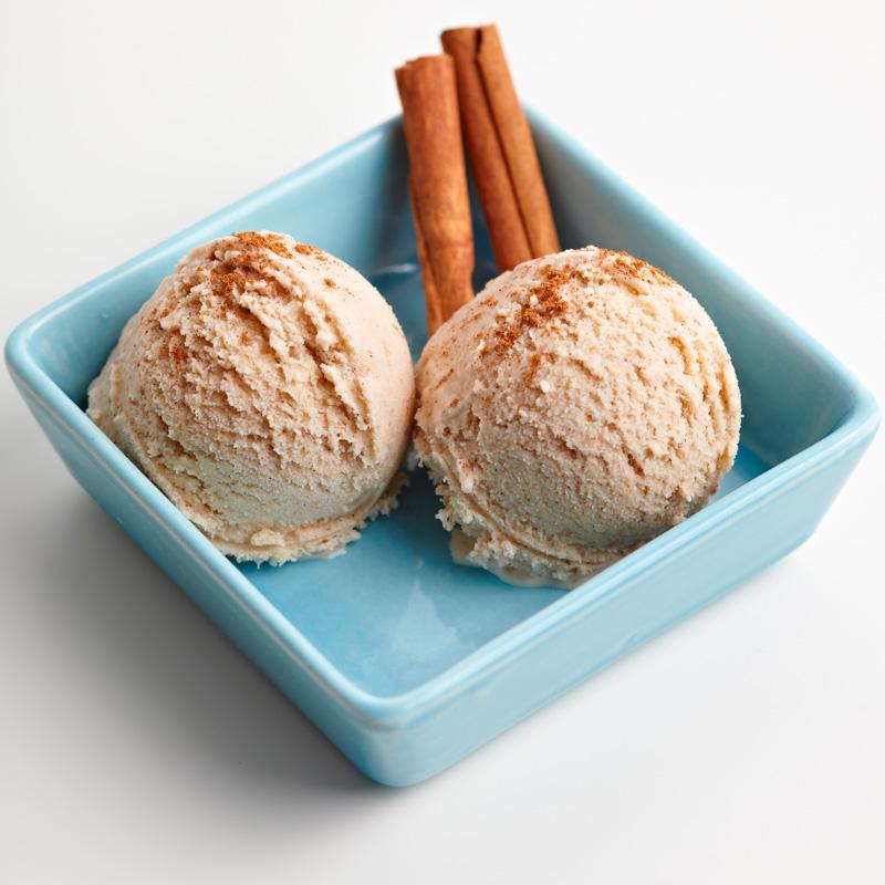 helado canela