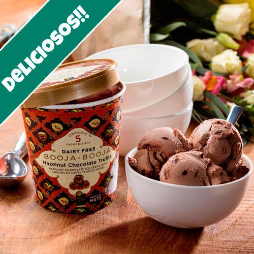 helados veganos chocolate sin gluten sin lacteos sin soja