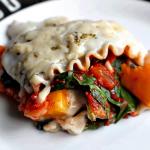 receta lasaña vegana o vegetariana
