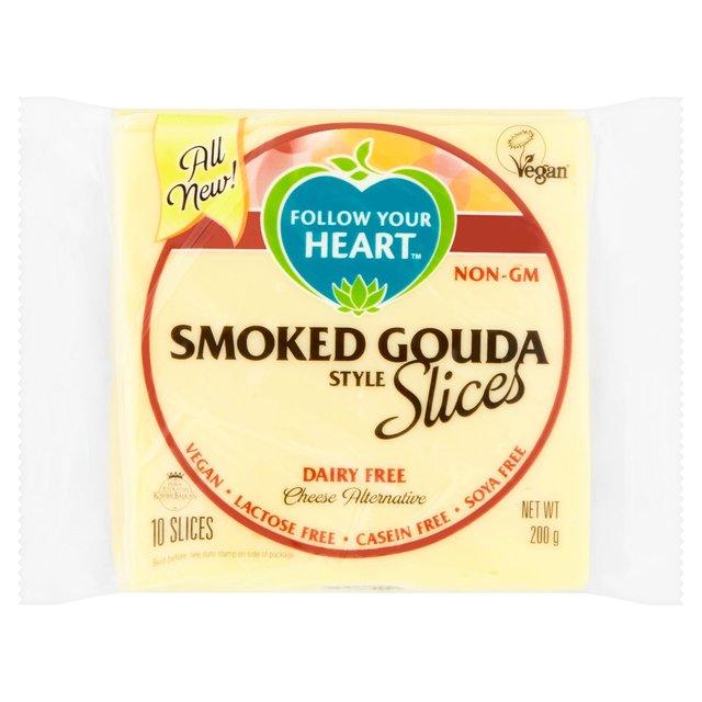 lonchas queso gouda follow your heart