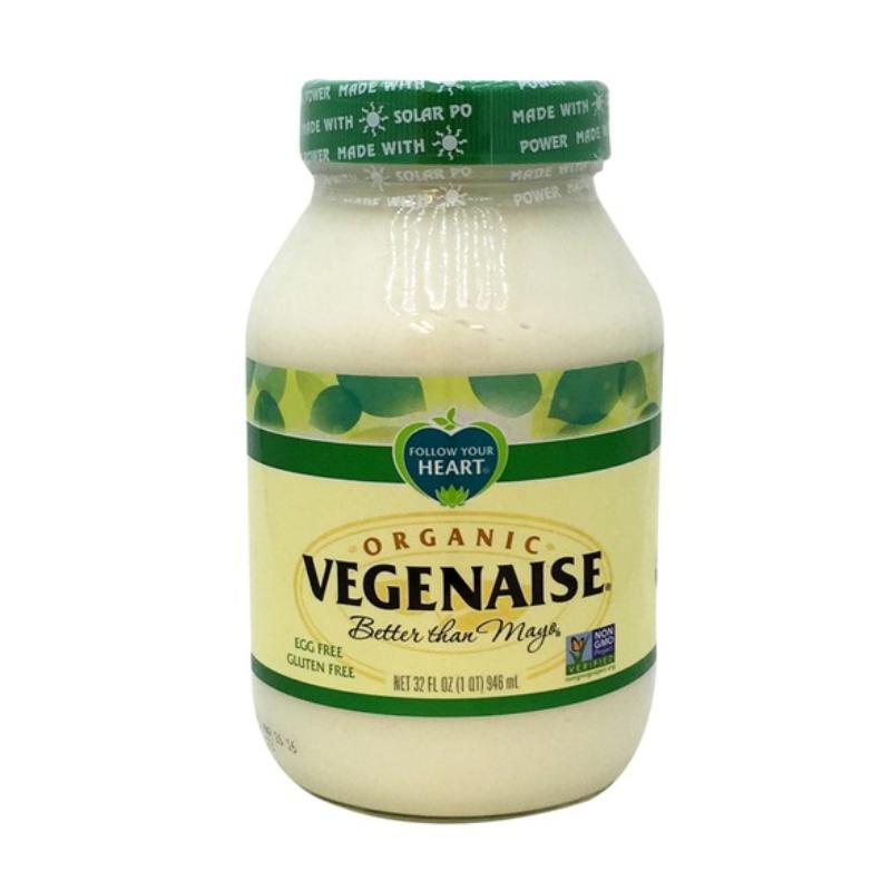 mayonesa organica follow your heart