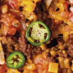 Receta de Nachos Mexicanos estilo vegano