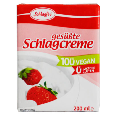 nata vegana dulce 200ml