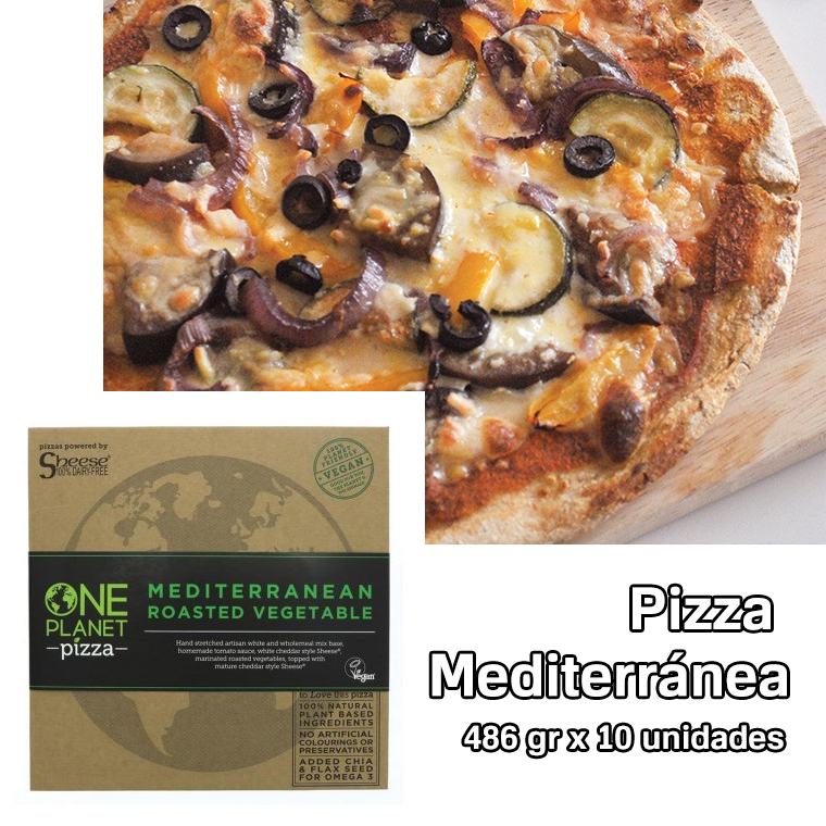 pizza mediterranea one planet pizza