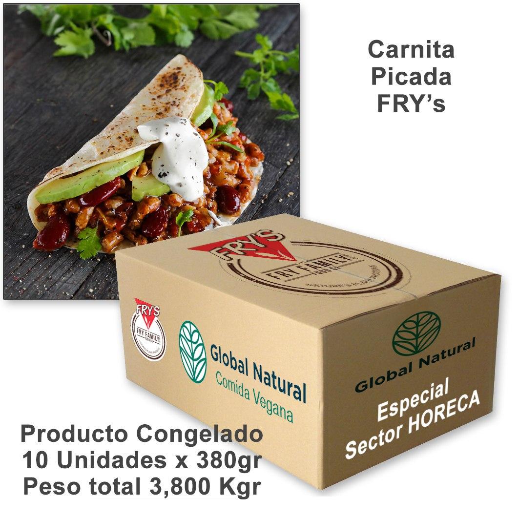 carnita vegana sector horeca