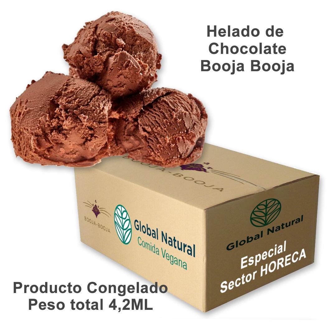 helados veganos sector horeca chocolate
