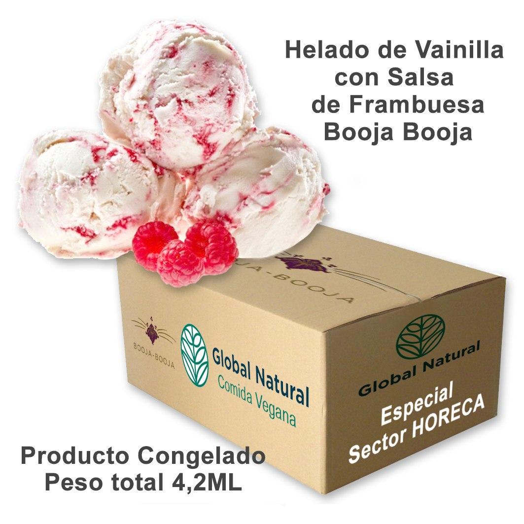 helados veganos sector vainilla