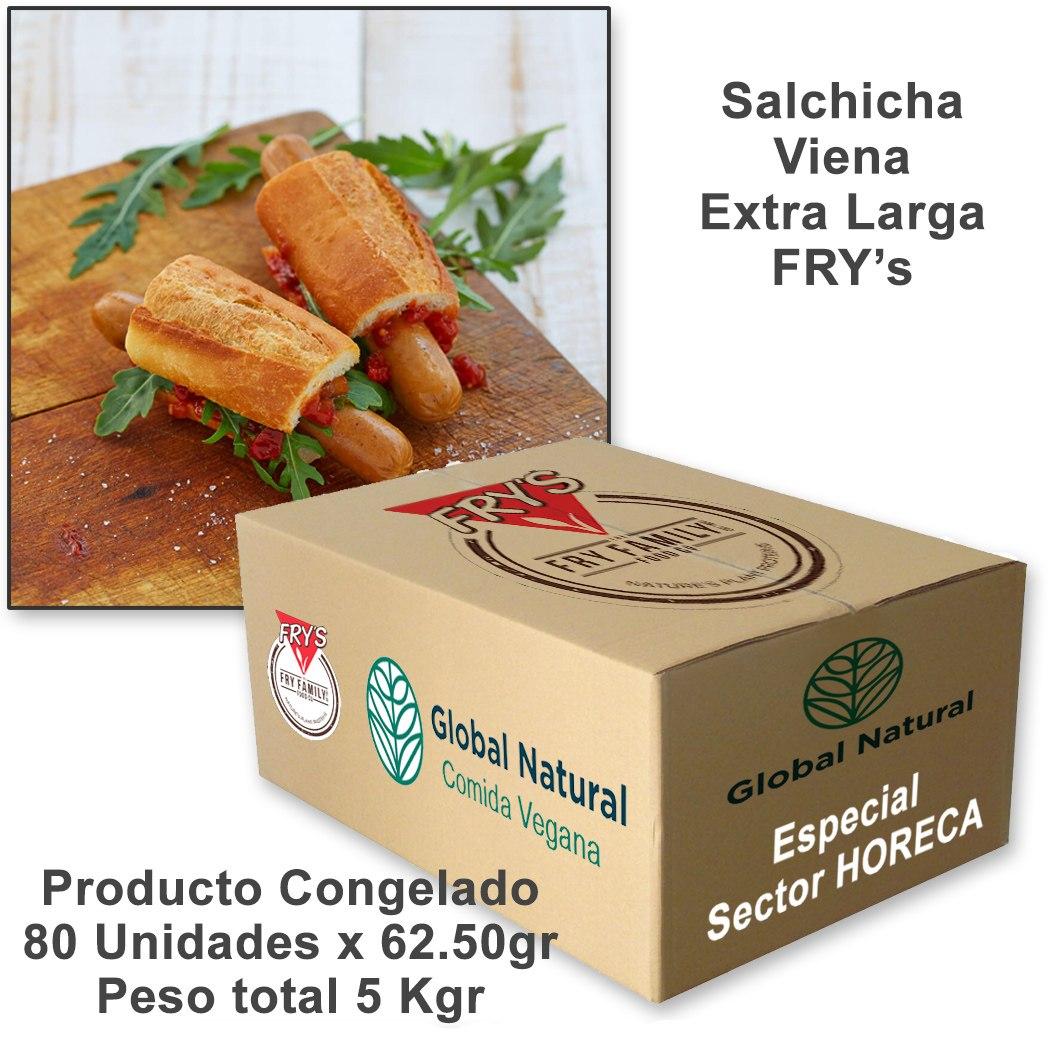 salchichas veganas sector horeca