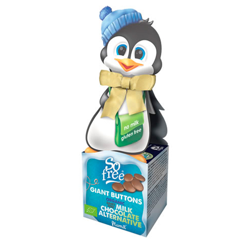 pinguino plamil