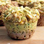 receta muffins veganos