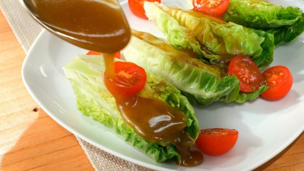 salsa miel y mostaza follow your heart