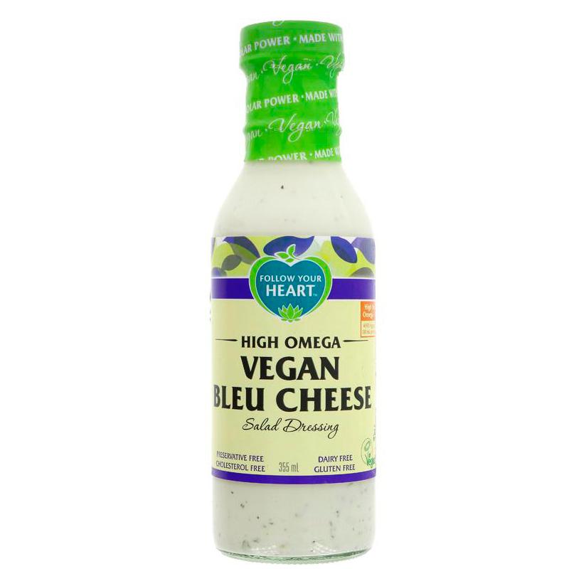 Salsa Vegana Queso Azul FOLLOW YOUR HEART 355ml