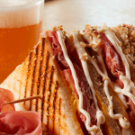 sandwich club vegano