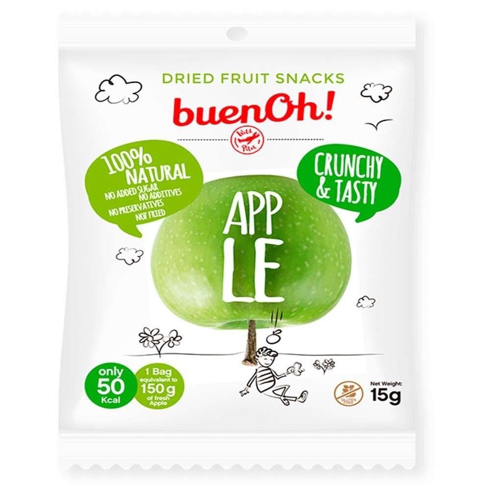 snack de manzana