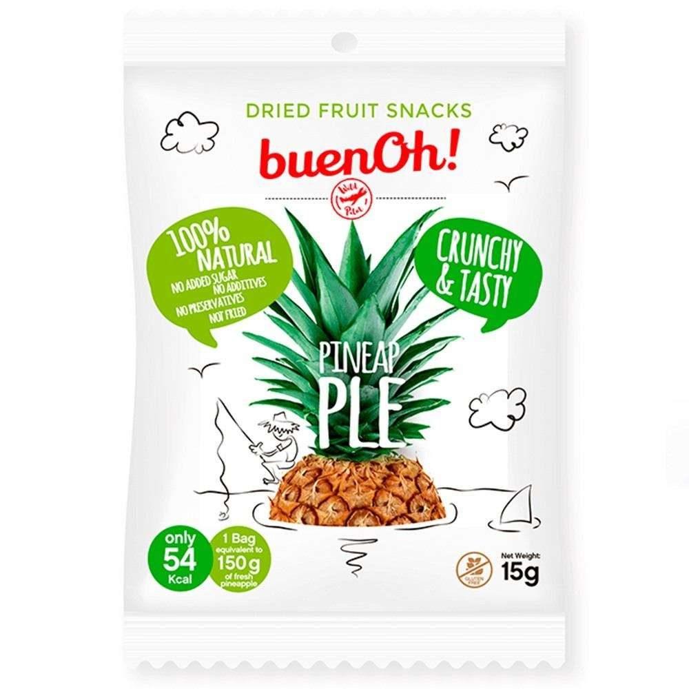 snack de piña