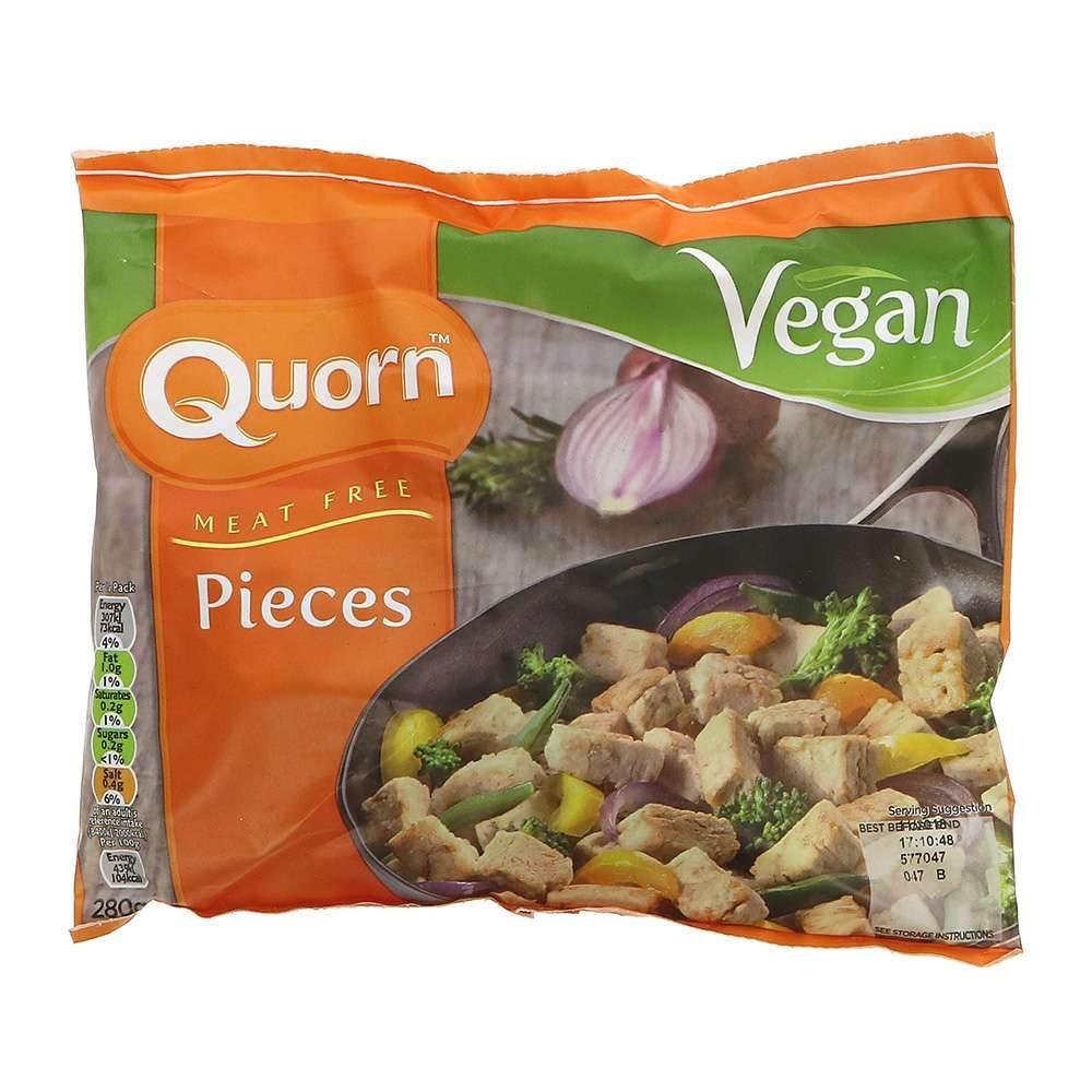 taquitos veganos quorn