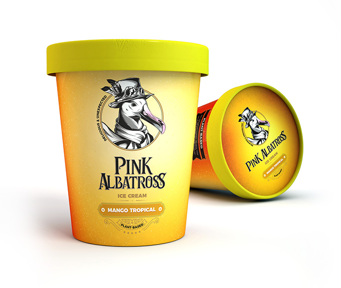 tarrina mango tropical pink albatross