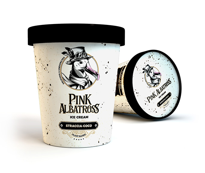 tarrina straccia coco pink albatross